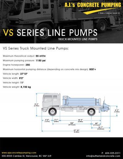 Equipment - AJ's Concrete Pumping